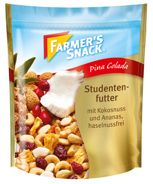 JurCase & Farmer's Snack Pina Colada