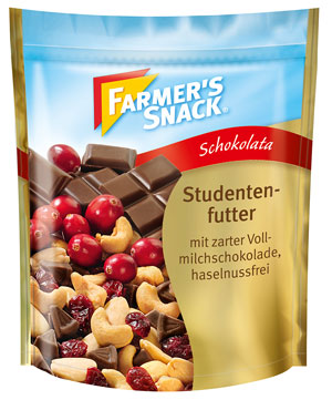 JurCase & Farmer's Snack Schoko