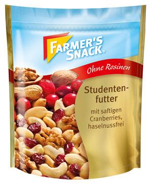 JurCase & Farmer's Snack Rosinen