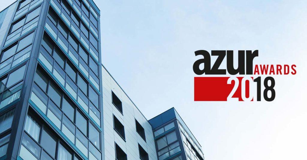 azurawards 2018 von Juve banner für facebook