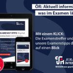 Examenstipps für deine Prüfungsvorbereitung!