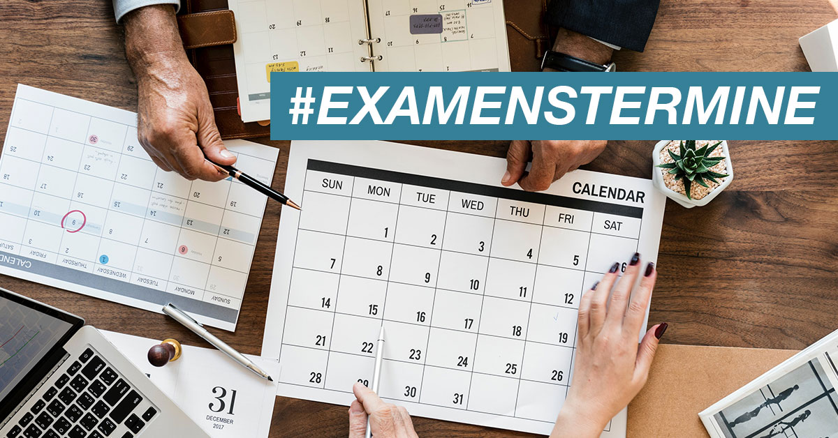 Examenstermine Klausurtermine Staatsexamen JurCase
