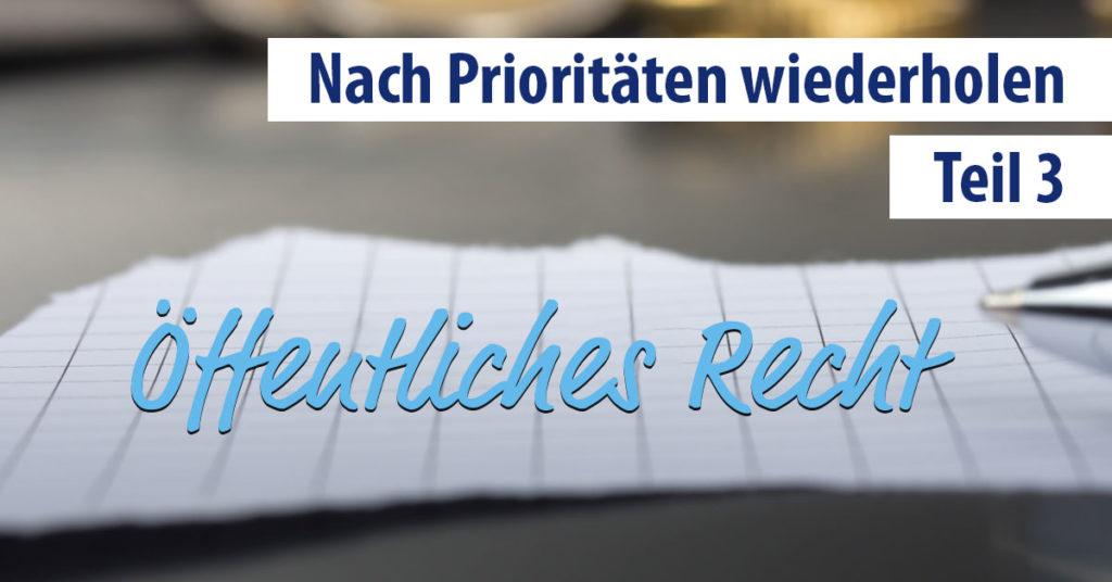 Examensvorbereitung_Jura Intensiv_Turnuswiederholung_Öffentliches Recht_FB