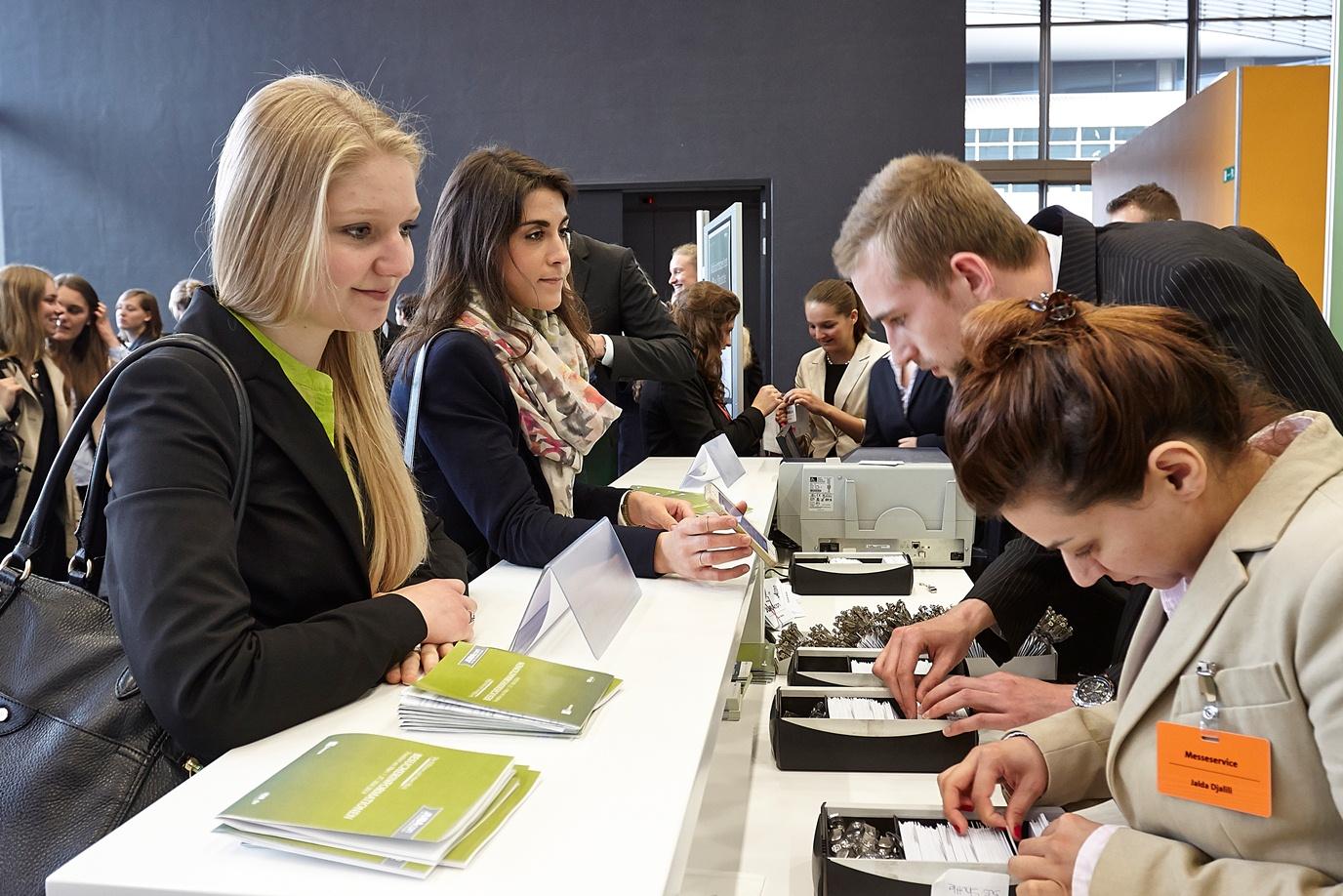 JURAcon Frankfurt 2014 empfang