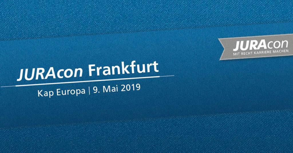 JURAcon 2019 Frankfurt