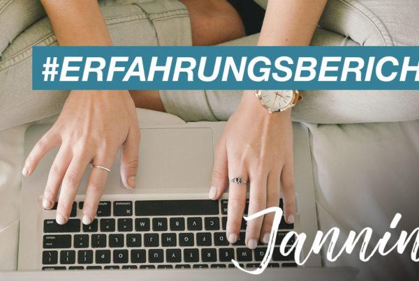 JurCase Erfahrungsberichte von Referendarin Jannina