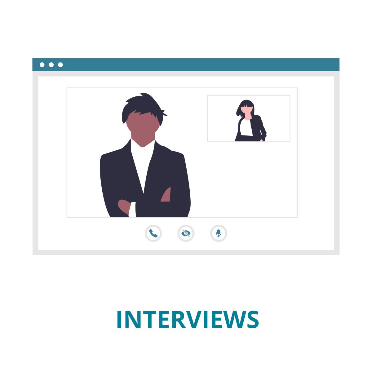 JurCase Interviews
