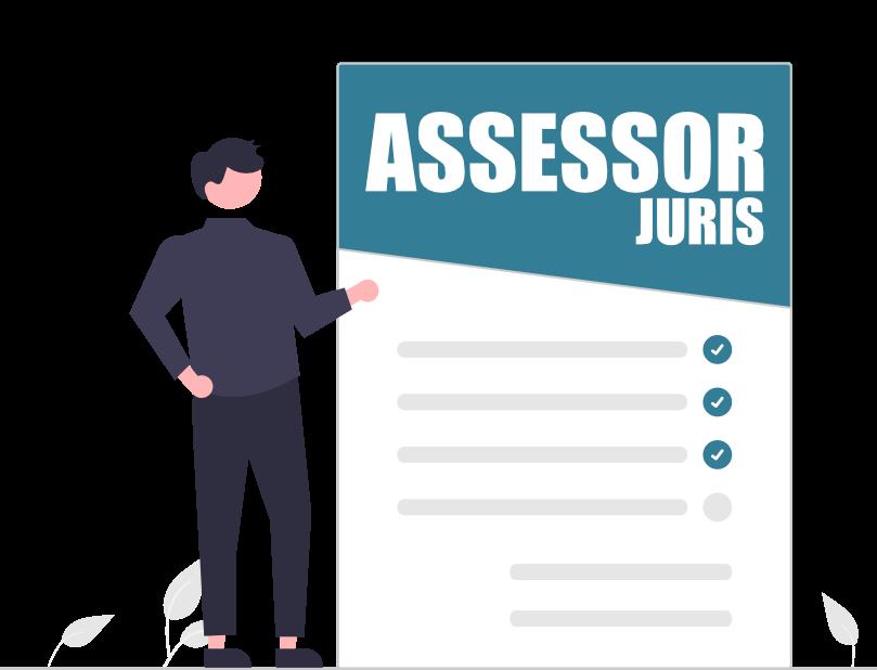JurCase Leitfaden Vorbereitungsdienst Assessor Juris