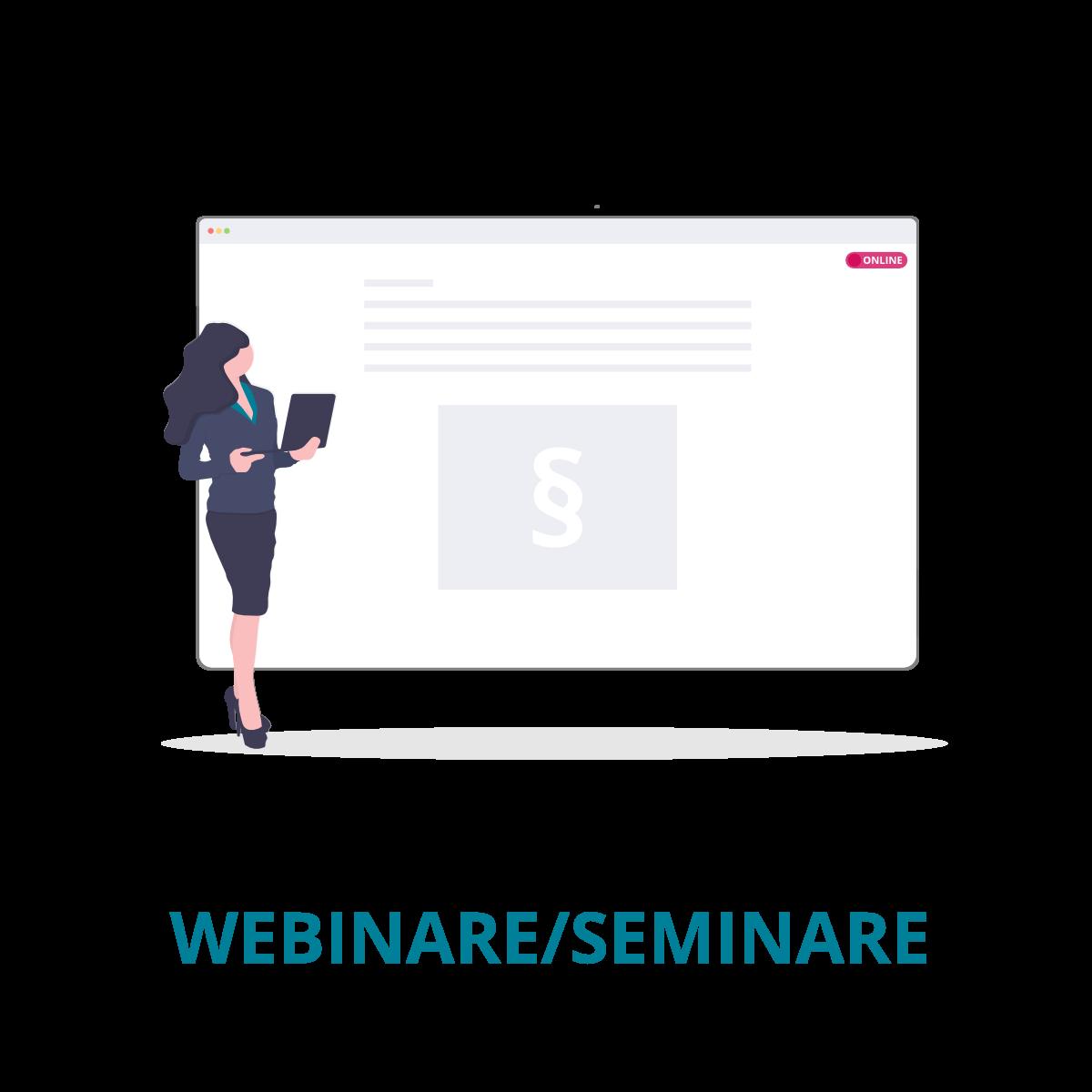 JurCase Webinare und Seminare