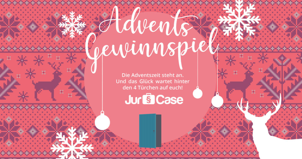 JurCase_Adventsgewinnspiel_2019 _Teil4