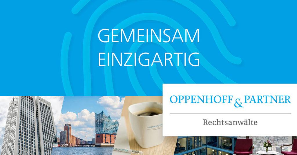 Oppenhoff Stellenanzeige