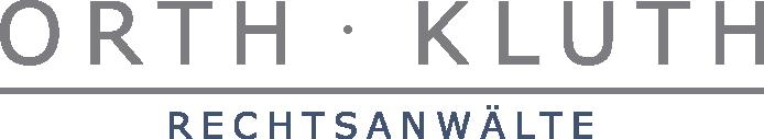 Logo der Kanzlei Orth Kluth