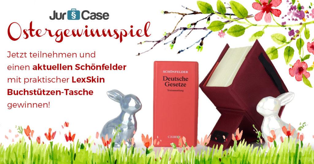 Ostergewinnspiel auf Facebook – Teilnehmen und Schönfelder mit Schönfelder-Tasche gewinnen!