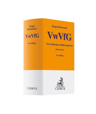 Kopp / Ramsauer Verwaltungsverfahrensgesetz: VwVfG 16. Auflage