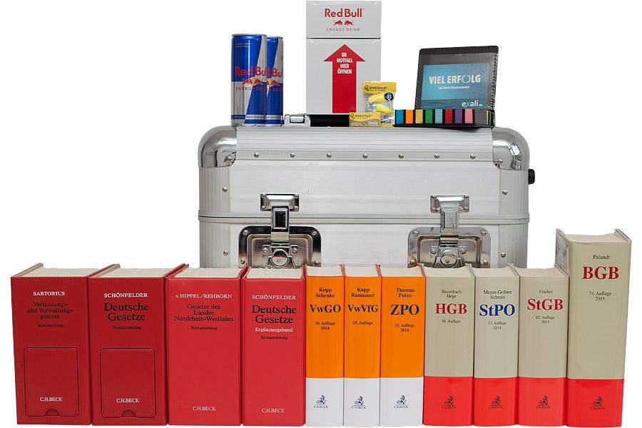JurCase Premium - Alles-Drin-Paket - Gesetze und Kommentare