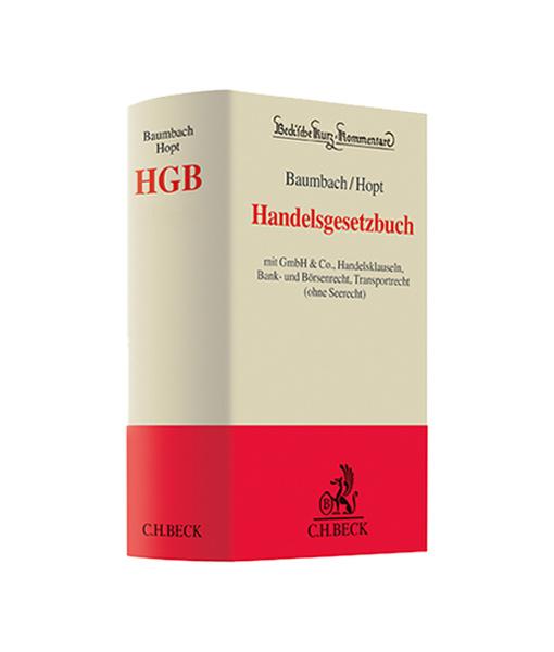 Der Standard Kommentar zum HGB